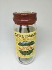 Spice Islands Vanilla Bean Bourbon, Real Vanilla Bean, Ice cream Making