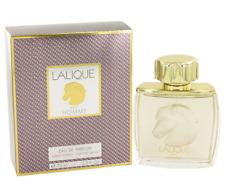 LALIQUE EQUUS BY LALIQUE POUR HOMME EAU DE PARFUM 2.5OZ / 75ML FOR MEN BRAND NEW