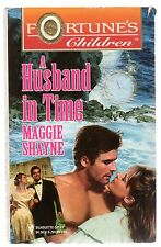 A Husband in Time by Maggie Shayne (1996, Paperback)