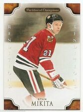 11/12 PARKHURST CHAMPIONS RENDITIONS COLOR Stan Mikita #139