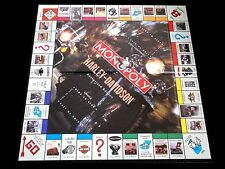 1997 Harley Davidson Monopoly Replacement Parts ~ Game Board