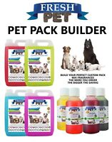 Pet Disinfectant Pack Builder Animal Hygiene Antibacterial Multisurface Cleanser