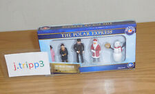 LIONEL TRAINS 1830010 THE POLAR EXPRESS SNOWMAN FIGURE PEOPLE PACK O GAUGE SANTA