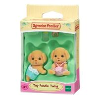 Sylvanian Families Toy Poodle Twins