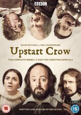 Nuevo Upstart Crow la Completa Serie 1A 3 And Christmas Especial DVD