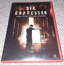 Die Erpresser - DVD - UNCUT