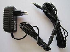 EU Foscam Camera FI8910W 5M DC Extension Cable Lead+AC Adaptor Power Supply Set