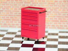RC 1/10 Scale Garage TOOL CABINET Painted Model Garage Accessories  DMG-100