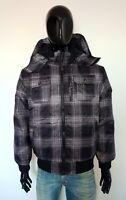 Giubbotto uomo giacca invernale giubbino piumino Cappuccio M - L - XL - XXL