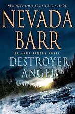 Destroyer Angel: An Anna Pigeon Novel-ExLibrary
