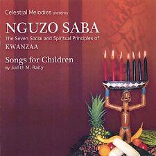 Judith Baity M. - Nguzo Saba-Kwanzaa Songs for Children [New CD]