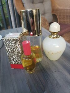 Avon Candid cologne spray + wishing perfume.