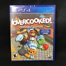 Overcooked ! Gourmet Edition (PS4) BRAND NEW