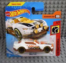 Hot Wheels daredevils rally Cat en 1:64 nuevo & OVP