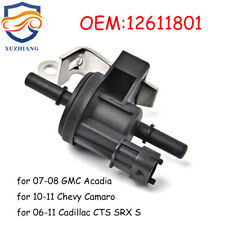 12611801 Vapor Canister Purge Valve For 07-08 GMC Acadia for 06-11 Cadillac CTS