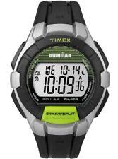 Relojes de pulsera Timex de acero inoxidable de resina