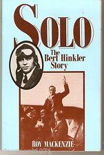 Solo The Bert Hinkler story Australia aviation pioneer photo's bi planes