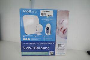 AngelCare AC117 Bewegungs- und Tonsensor, OVP, Neu #463715