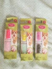 Whisker City Kitty Caps Size Small Lot Of( 3) Assorted Colors