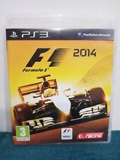 F1 2014 PS3 Playstation 3 PAL Formula 1 Fast Free Post Birthday Gift COMPLETE