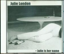 Julie London - Julie Is Her Name Cd Perfetto
