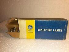 10 GE General Electric 268  Miniature Light Bulb Lamps