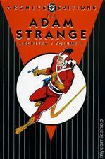 DC Archive Editions Adam Strange HC #3-1ST VF 2008 Stock Image