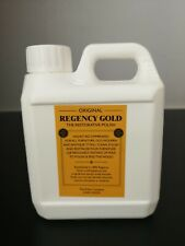 Original Regency Gold Wood / Furniture Polish - Removes Heat Marks from Factory