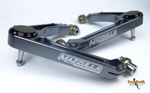 Mazzulla Billet Upper Control Arms for Chevy/GMC 1500 2016-2018 MZS-C1-3B (PAIR)