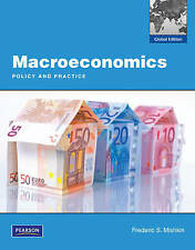 Macroeconomics: Policy and Practice by Frederic S. Mishkin (Paperback, 2012)