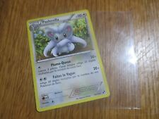 Carte Pokémon Rare Pashmilla 90 PV 89/114 (Noir et Blanc)