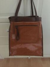 Marni at H&M große Tasche Shopper Lackleder bag patent leather