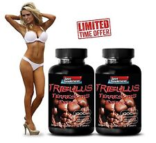 Nights Tribulus Terrestris 1000mg Supports Testosterone Libido Stiff Capsules 2B