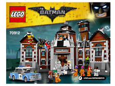 LEGO BATMAN SET 70912 ARKHAM ASYLUM DC COMICS SUPERHEROES BRAND NEW SEALED BOX