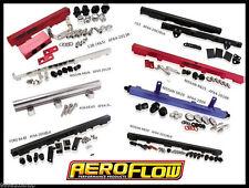 AF64-2004 AEROFLOW BILLET EFI FUEL RAIL  FIT Ford falcon BA-BF xr6 xr6t