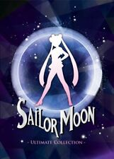 DVD Sailor Moon Complete Collection 3 Movie English Version 2 Anime