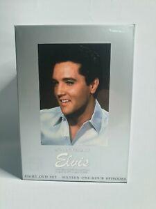 Elvis: The Definitive Collection 8 DVD Set 1977-2002 -Box Set Pal