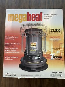 Mega Heat Indoor Kerosene Convection Heater