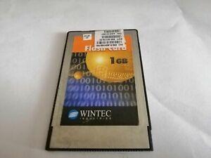 WINTEC 1GB PC FLASH CARD