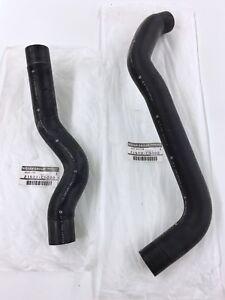 New OEM Infiniti FX35 Upper & Lower Radiator Hoses 2003-2008