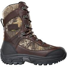 "LaCrosse Hunt Pac Extreme 10"" Mossy Oak Break-Up Mens Hunting Boot Size 12"
