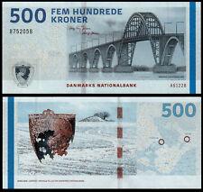 More details for denmark 500 kroner (p68d) 2012 sig. jensen & sorensen unc