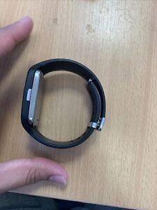 Sony SmartWatch 3 SWR50 Silicone Black Band Classic Buckle
