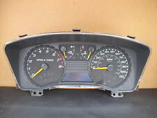 2005 05 Chevy Colorado GMC Canyon Truck Speedometer Cluster 40K