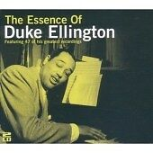 2 CD BOX DUKE ELLINGTON TAKE A TRAIN CARAVAN SOLITUDE