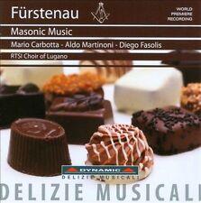 Masonic Music, New Music