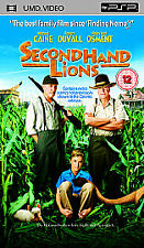 Secondhand Lions (UMD, 2005)