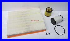 G912706 Service Kit Air Oil Fuel Filter VAUXHALL VECTRA 1.9 CDTI 16V DIESEL 04/0