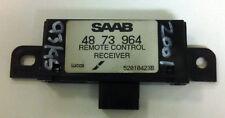 SAAB 9-5 9-3 Alarm Remote Control Receiver Twice Unit 1998-2010 4873964 5265525