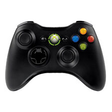 Microsoft Xbox 360 Wireless Controller, Black NEW  Free shipping